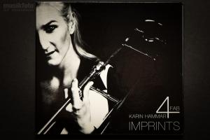 CD-Cover Karin Hammar