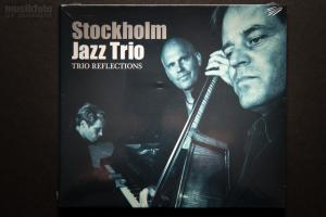 CD-Cover Stockholm Jazz Trio